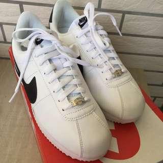 Nike Cortez 皮革阿甘鞋