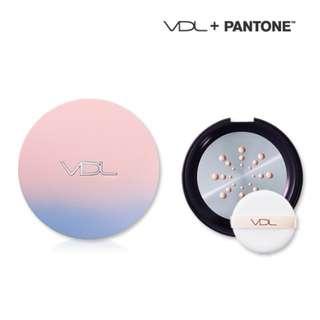 代買 VDL PANTONE 2016 金屬粉底液粉餅 盒/蕊 昭熙粉底液