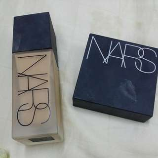 (reserved) Nars All Day Luminous Weightless Foundation