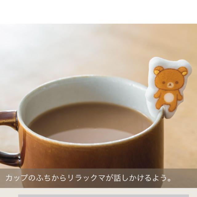 拉拉熊🇯🇵砂糖杯緣子😋