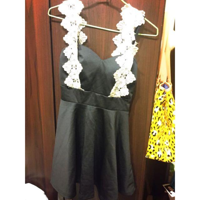 夜店性感洋裝