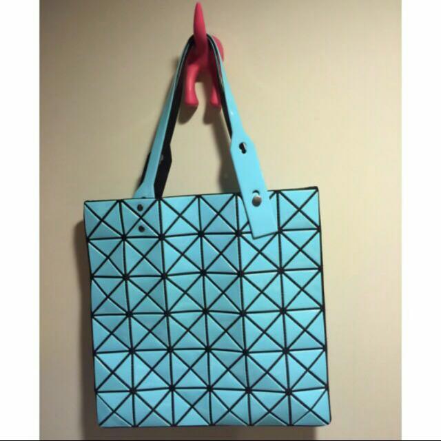立體方塊幾何包/手提包