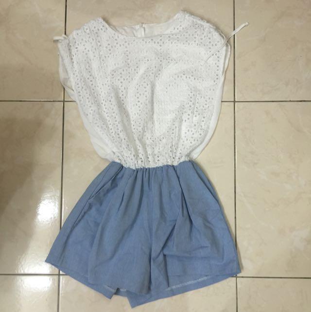 ❣(清倉)🛍[韓貨]夏日 連身褲
