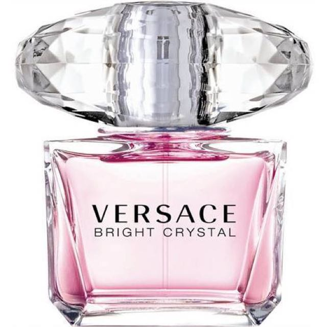 Brand New Authentic Versace Bright Crystal 90mL *Still Sealed In Packaging*