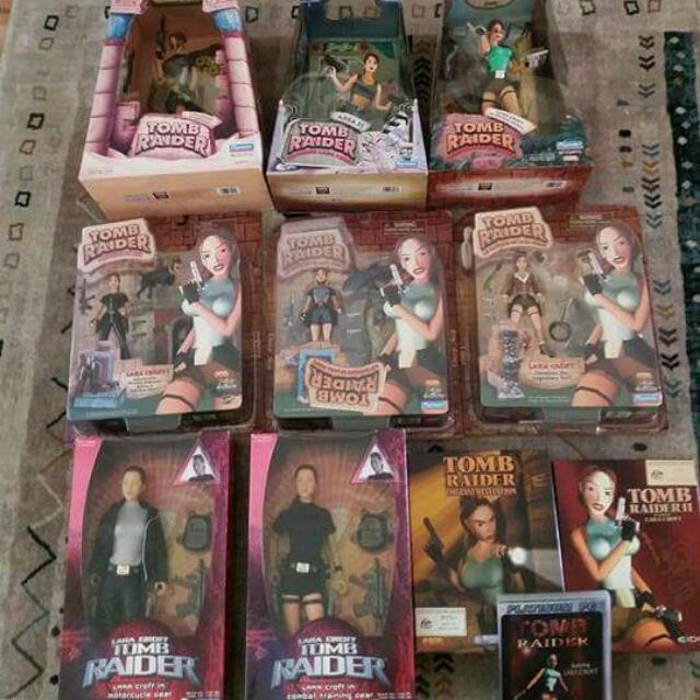 Bulk Collection Of Tombraider
