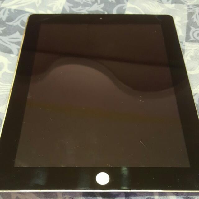 IPad 2 64gb 3g Touch Screen Broken
