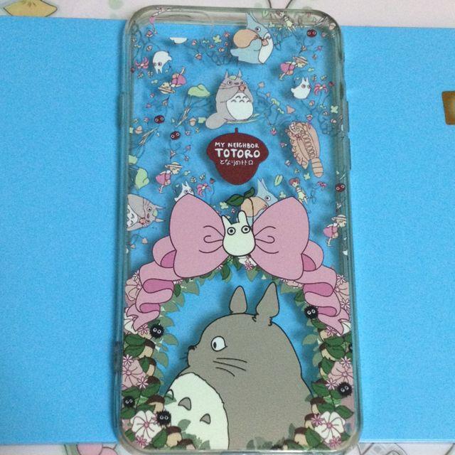iPhone6 龍貓塑膠手機殼