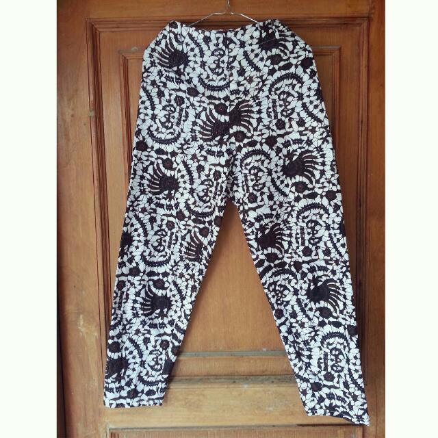 LAKSMI Batik Pants