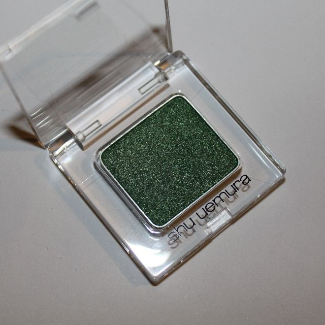 NEW Shu Uemura Eye Shadow ME Green #550 tester never used