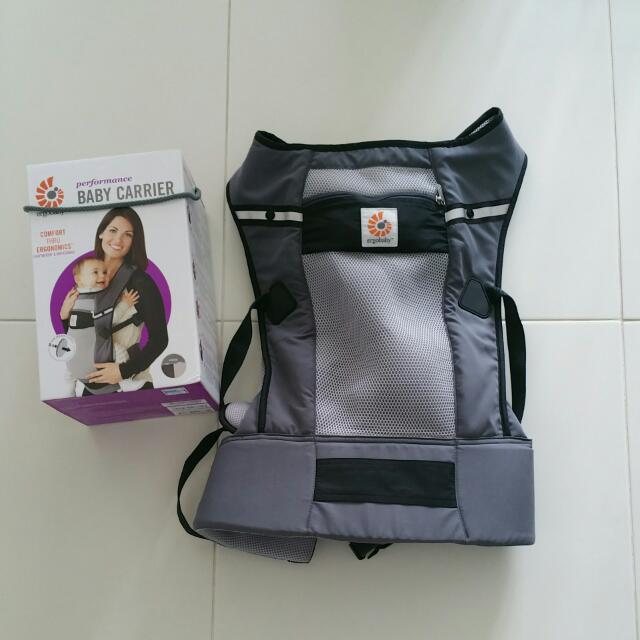 Original Ergobaby Performance Ventus Carrier