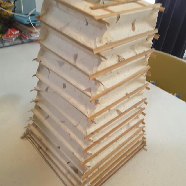 Paper Bamboo Lantern