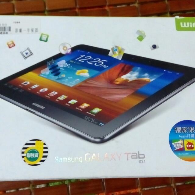 Samsung Galaxy 10.1 平板