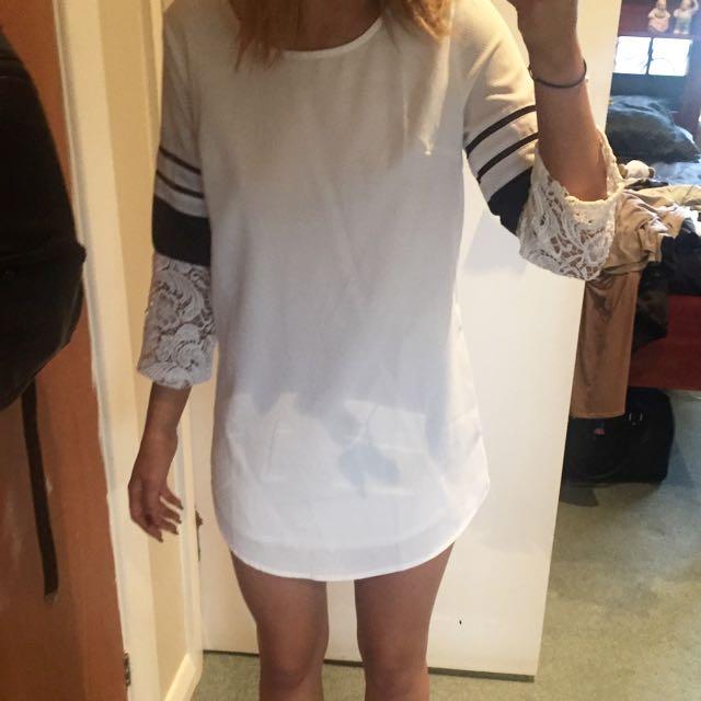 StreetHeart Mini Dress