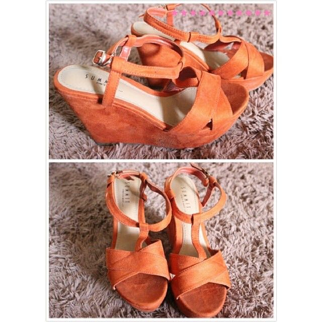 Summit Orange Wedges