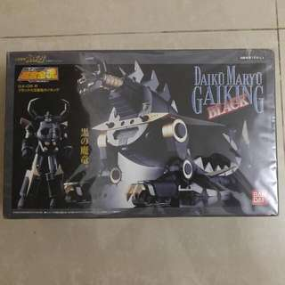 Chogokin SOC GX-05B Daiku Maryu GAIKING Black