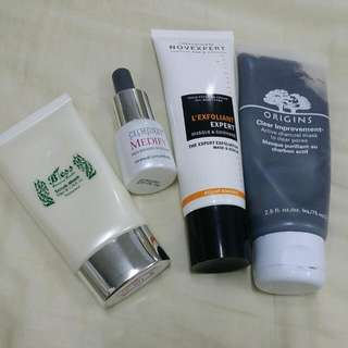 (reserved)Bunch of Masks & Serum.