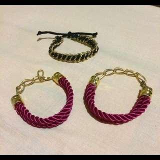 Armcandy Rope Bracelet