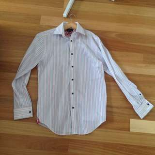 Oxford Striped Shirt