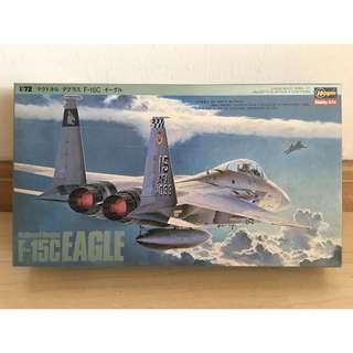 K25Hasegawa1/72McDonnell Douglas F-15C Eagle