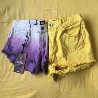 2 X Shorts (Lee & Riders)