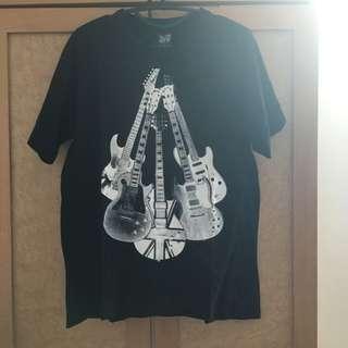Guitar Tshirt / Tee