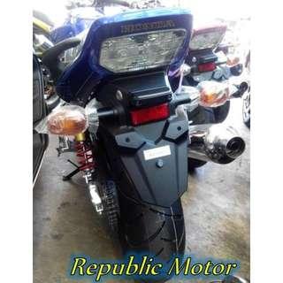 New Honda CB400
