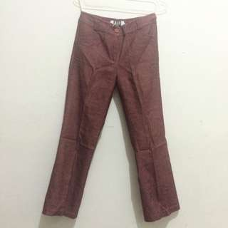 Brown Trouser