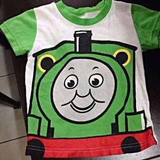 短袖-湯瑪士火車