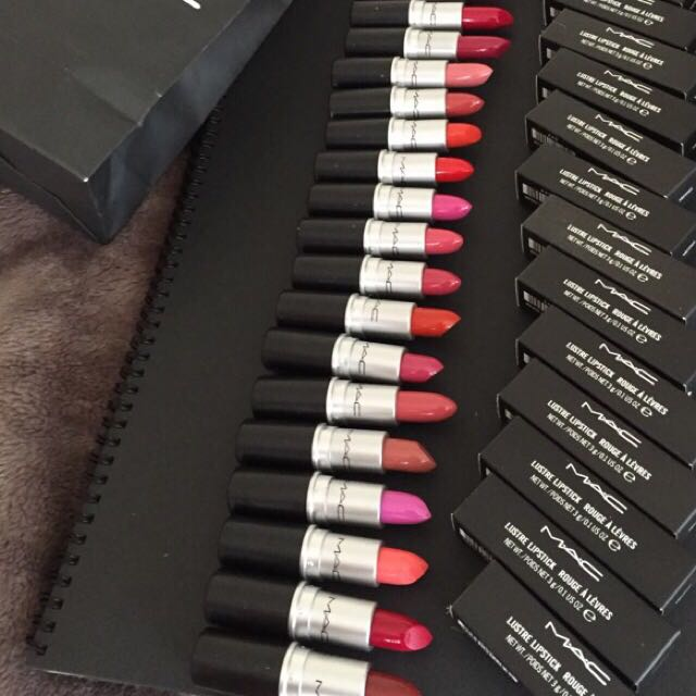 17 Brand New Mac Lipsticks