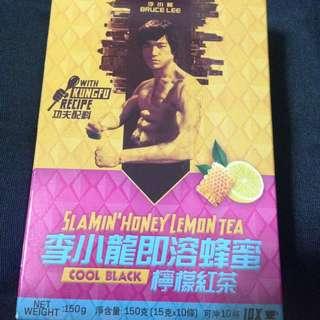 香港必買✨李小龍蜂蜜檸檬紅茶