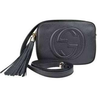 Gucci Inspired Soho Side Bag