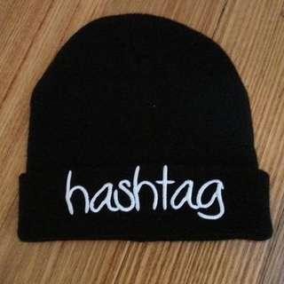 Hashtag Beanie:pending
