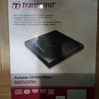 🔴降價🔴Transcend光碟外接盒