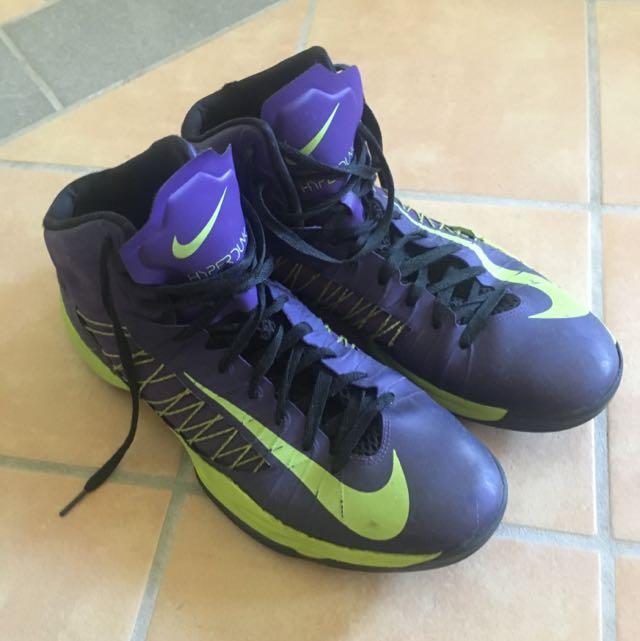 2012 Nike Hyperdunks US 13.5
