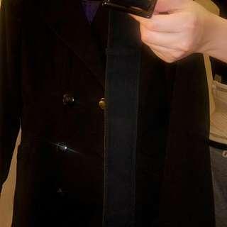 G2000黑大衣