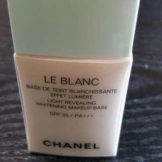 Chanel淨白修護妝前乳