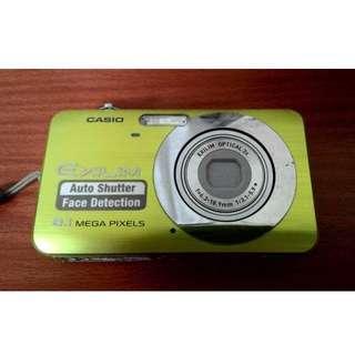 CASIO EX Z80 卡西歐 數位相機 記憶卡4g