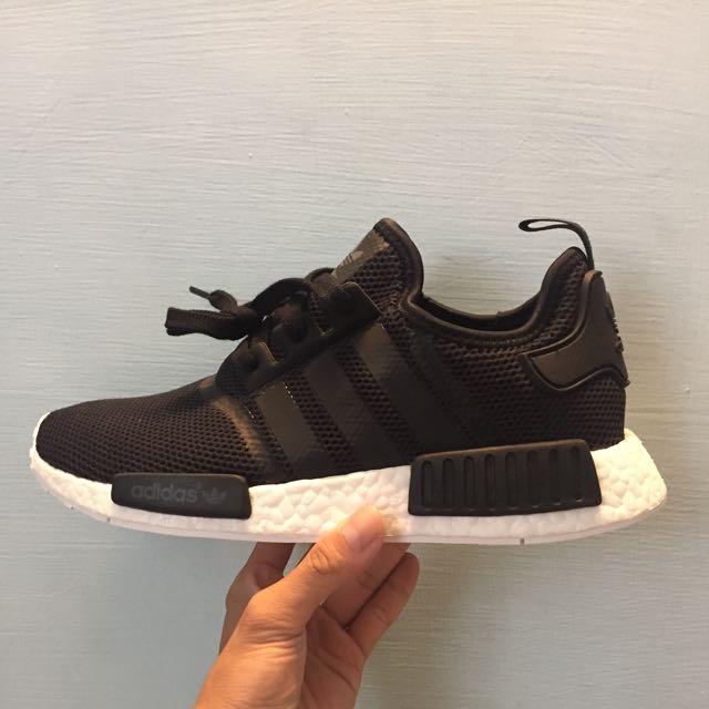 Adidas Nmd 黑