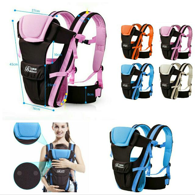 26533f0dee9 Baby backpack carrier new ergonomic baby sling Breathable multifunctional Front  Facing kangaroo baby bag 2-30 months infant wrap