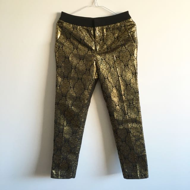 BARDOT Featured Trousers