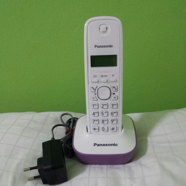 BN Panasonic Cordless Phone