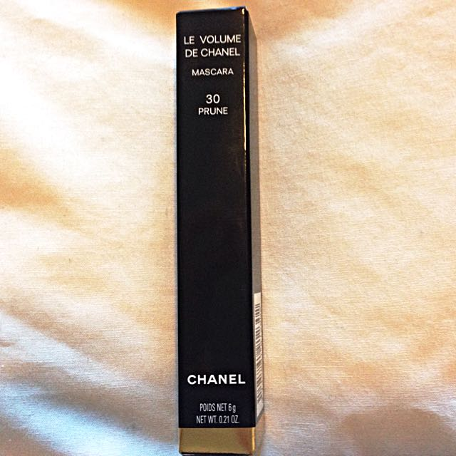 CHANEL Mascara - Prune Shade. Brand New