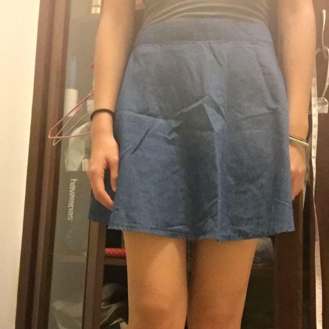 fσrєvєr21 短裙