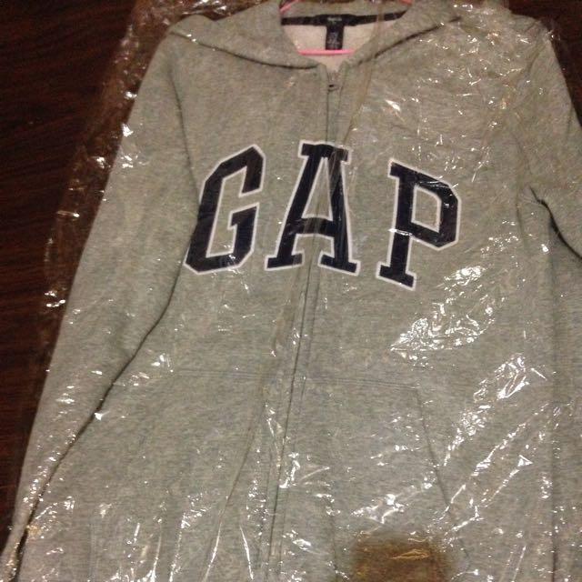 Gap 棉 外套 灰 160 兒童XXL