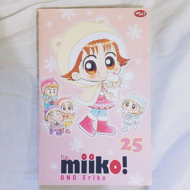 hai, miiko! vol. 25