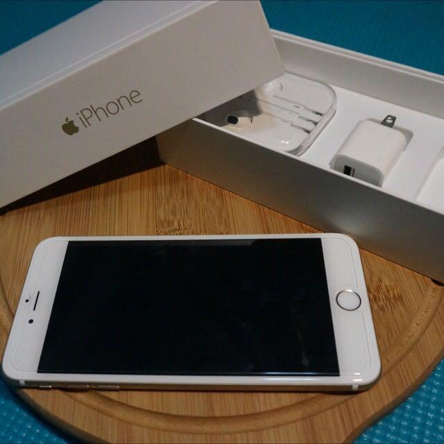 iPhone 6 Plus 64g 金(5.5)
