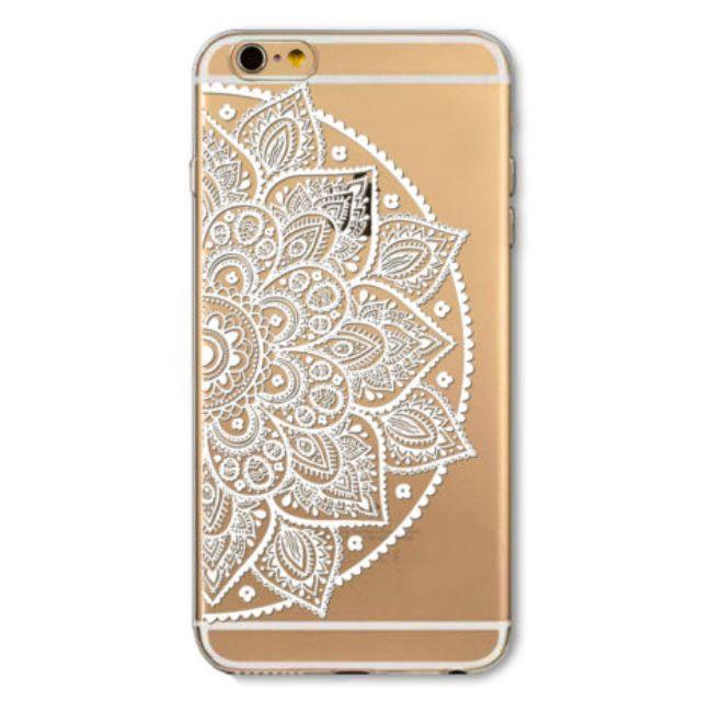 iPhone Case Henna Paisley 5/5S 5C 6/6S Plus
