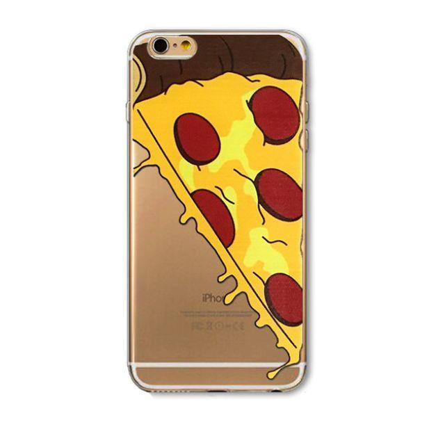 iPhone Case Pizza 5 5S 5C 6
