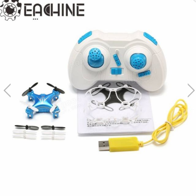 **Limited Time Only Sale** Mini Quadcopter Drone - Black/Blue/Red/White