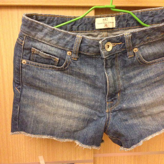 NET牛仔短褲